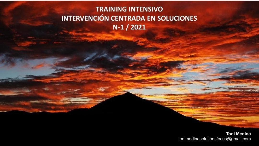 Training. 17ª Edición.
